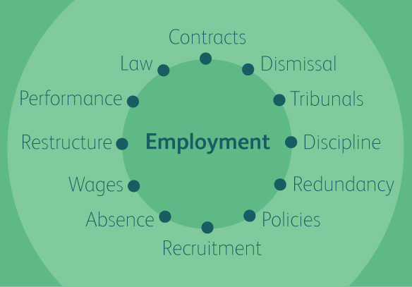 list of employment services offered
